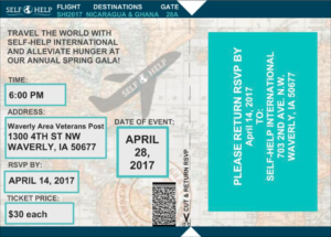 Register Here for Self-Help's Travel the World Spring Gala!