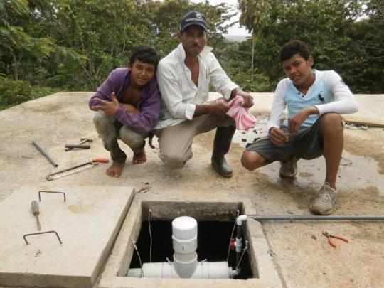 100 Healthier Families in Villa Álvarez