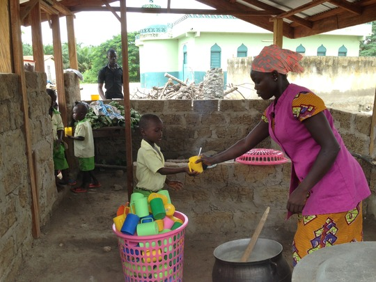Feeding program revives patriotism
