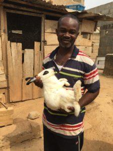 Joseph's Business is Multiplying Like Rabbits!