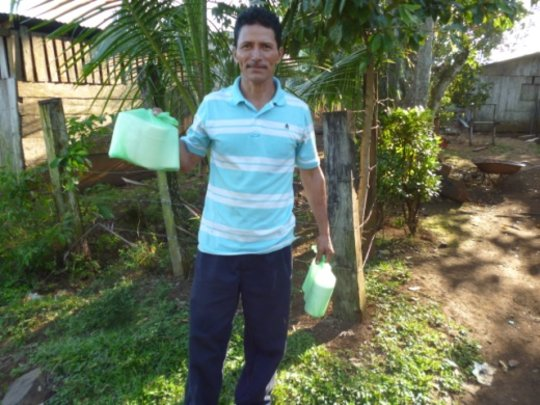 Water Quality Improved in Four Communities