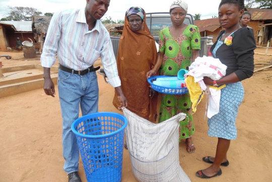 Fankamawe opens a school