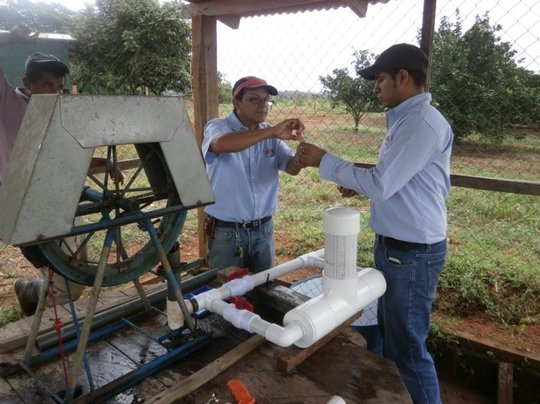 Self-Help partners to provide clean water