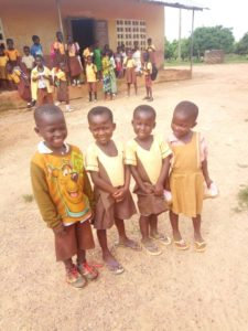 Meeting My Children's Needs After Galamsey