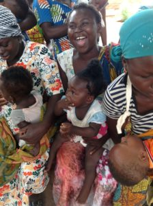 Infant Malnutrition and What Our New Program is Doing About It: Growing Healthy Food, Growing Healthy Children