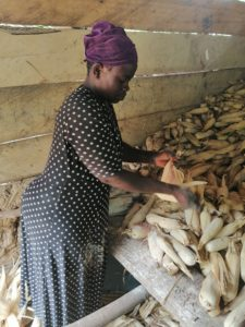 Ayishetu Promotes Good Nutrition in Her Family and Community